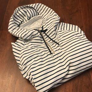 Zara Zman nautical pullover Jacket